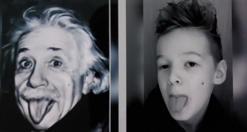 Einstein-Nick
